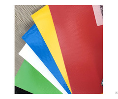 China Pvc Reinforce Coated Fabrics Supplier