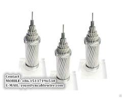 Steel Core Aluminum Standard Wire