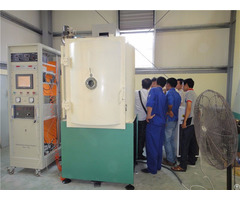 Medium Frequency Mf Pvd Vacuum Magnetron Sputtering Machine