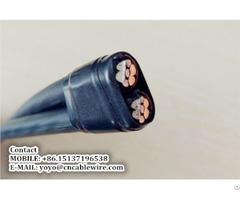 Duplex Service Drop Abc Cable