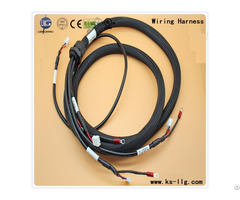 Nylon Sheathed Wire Harness Cable Assembies Oem