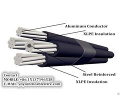 Gongyi Shengzhou Metal Abc Cable