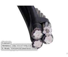 Gongyi Shengzhou Metal 0 6 1 Kv Abc Cable