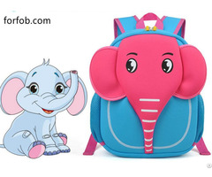 Healthy Cute Custom Quality Kids Backpack School Bag For Pen Pencil Book Note Paper