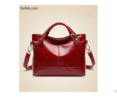 High Quality Leather Handbags For Women Ladies Bag
