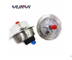Digital Hydraulic Electric Contact Pressure Gauge