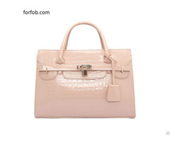 Cowhide Leather Handbag Women Shoulder Bag Fashion Ladies Handbags