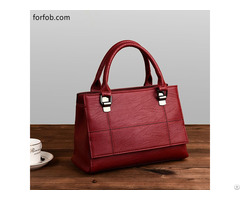 China Factory Women Leather Handbag With The Best Quality