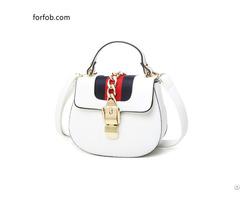Fashion Brand Ladies Handbags Girl Luxury Genuine Leather Tote Bag Women Pu Handbag