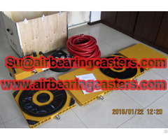 Air Bearing Movers Features