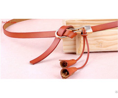 New Arrival Lady Belts High Quality Fashion Genuine Leather Women Waist Belt