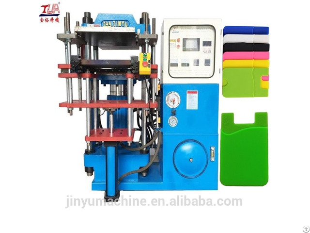 Jy A02 Automatic Silicone Card Holder Making Machine