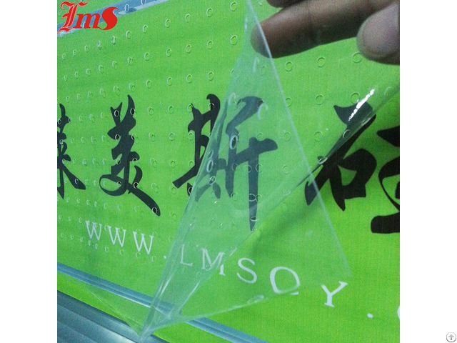 High Transparent Silicon Rubber Good Tensile Strength Thinner Material Insulation