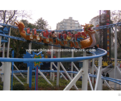 Amusement Popular Sliding Dragon