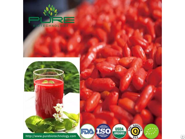Organica Goji Berry Juice