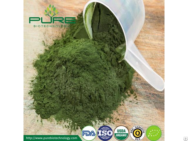 Organic Green Chlorella Powder