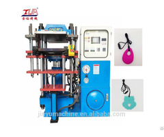 Succinct Automatic Silicone Pendant Making Machine