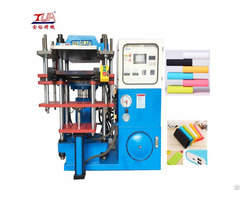 Easy To Operate Silicone Case Protector Cover Making Machine