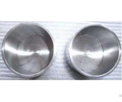 Best Price High Quality And Purity Temperature Superfine Spraying Tungsten Crucible For Melting