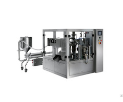 Doybag Fill Seal Machine