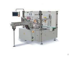 Automatic Rotary Pre Made Bag Packaging Machine 200d