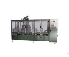 Horizontal Plastic Cup Fill And Seal Machine Skb D