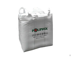 100% Virgin Pp Pe Jumbo Bulk Bag For Corn And Wood
