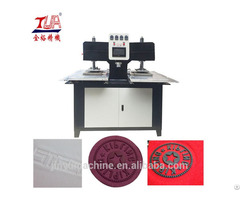 Automatic Silicone 3d Embossing Fabric Machine