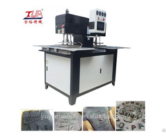 Full Automatic Embossed Machine For T Shirt
