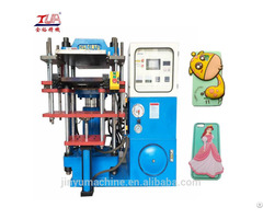 Single Head Hydraulic Silicone Mobile Phone Production Line