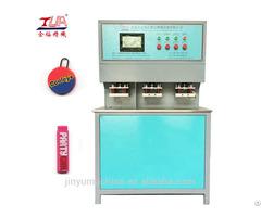 Jy E08 Pvc Zipper Puller Pressing Machine