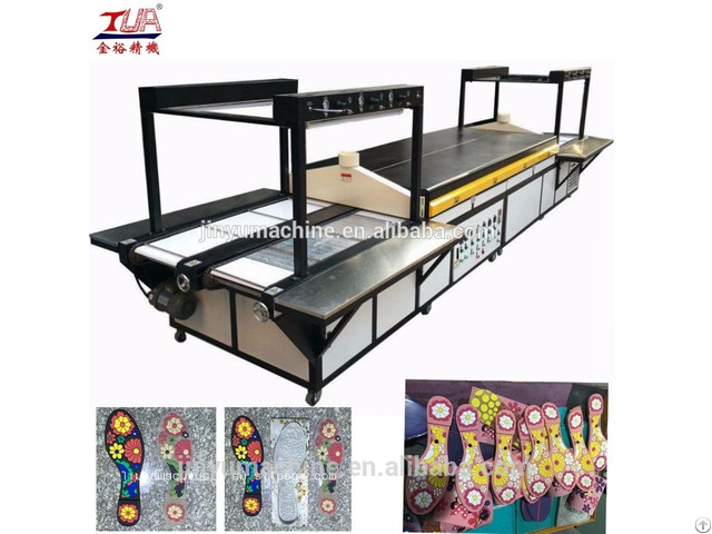 Pu Shoe Sole Machine Production Equipment