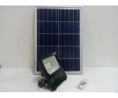 30w Solar Photosensitive Induction Spotlight