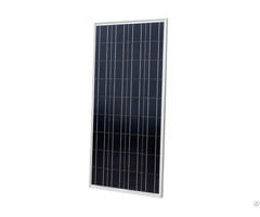100w Polycrystalline Solar Panel For Rv's Boats And 12v Systems