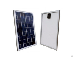 25w 12 Volt Polycrystalline Photovoltaic Pv Solar Panel Module
