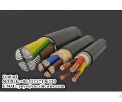 Shengzhou Metal 0 6 1kv Copper Pvc Power Cable