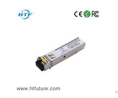 Cisco Compatible 1 25g1310nm 1550nm 20km Sfp Transceiver