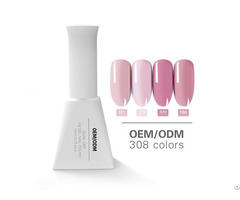 High Quality Nail Salon Uv Gel Soak Off Nails Private Label Pure Color