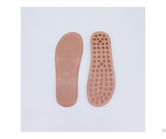 Oem Tpr Breathable Anti Sweat Rotector Natural Rubber Insole For Shoes
