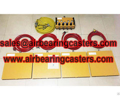 Air Moving Skates Manufacturer Shan Dong Finer Lifting Tools Co Ltd