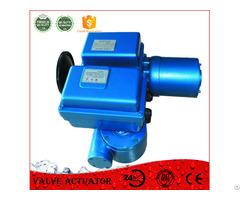 Quarter Turn Electric Actuator