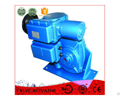 Multi Turn Electric Actuator