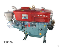 Zs1100 High Efficiency Reliable Operation Diesel Engine Generator