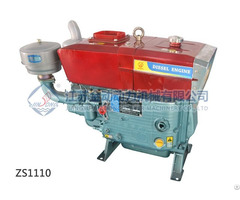Zs1110 High Efficiency Reliable Operation Diesel Engine With Good Quality