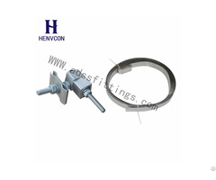 Down Lead Clamp
