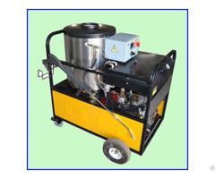 Easy Move Diesel Hot Water Jet High Pressure Cleaner