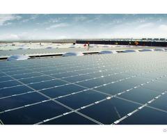 275w Cigs Thin Film Solar Module High Efficiency For Industrial