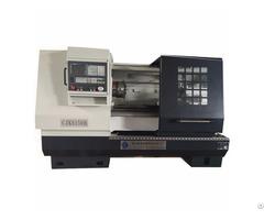 Cnc Turning Lathe Machine Equipment Cjk6150