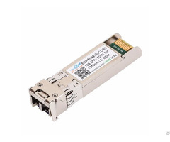 Cisco Compatible 10g 1550nm 80km Sfp Optical Transceiver