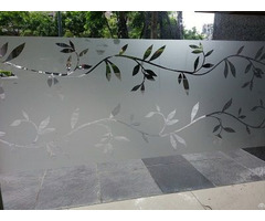 Frosted Crystal Window Decoration Film